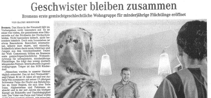 2015-08-11 Weser Kurier